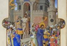 Christ Leaving the Praetorium