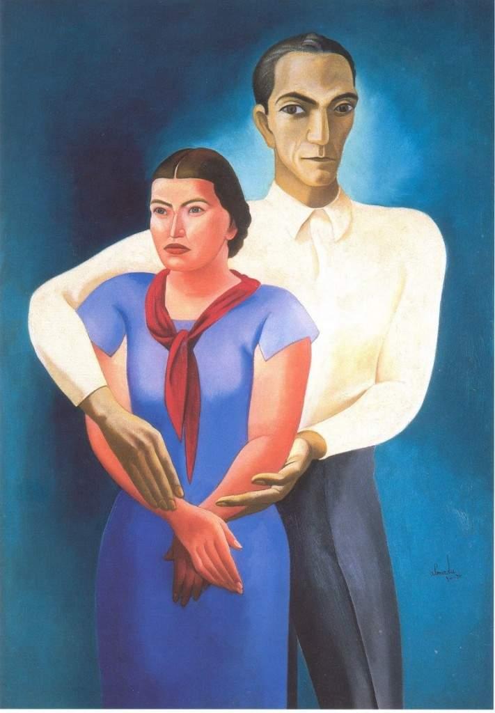 Double Portrait 1936