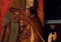Emperor Maximilian I (1459-1519) 1508
