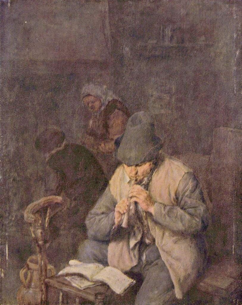 «Флейтист»