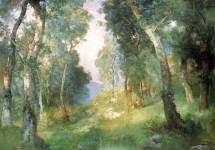 Forest Glade, Santa Barbara 1918