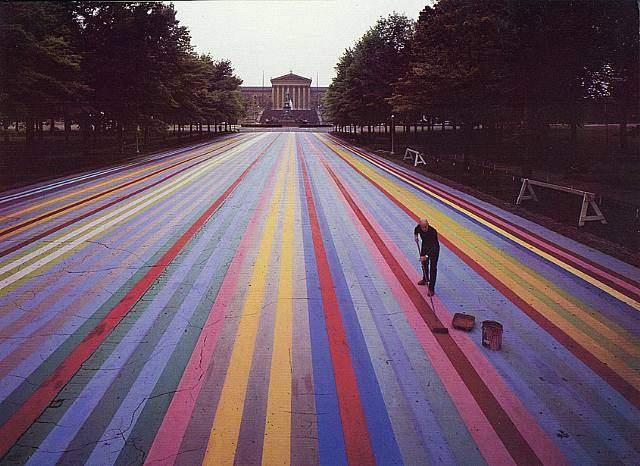 Franklin's Footpath 1972