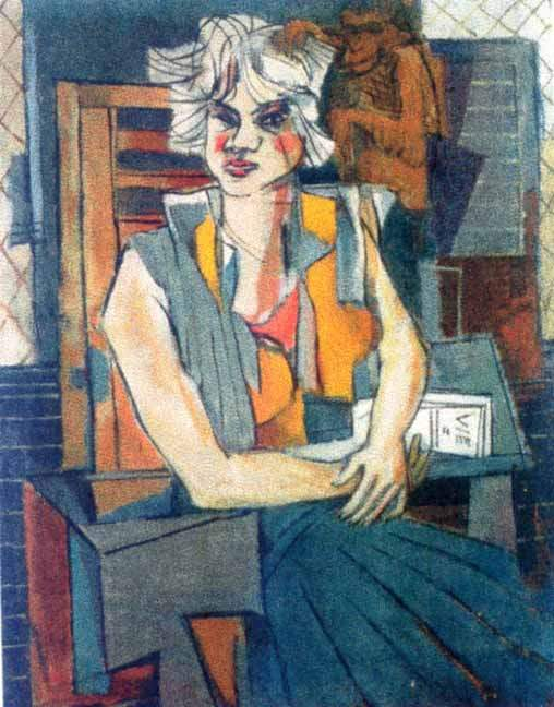 Girl Portrait 1930