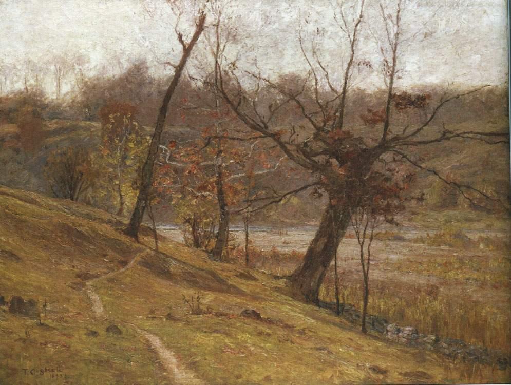 Цветение винограда 1893