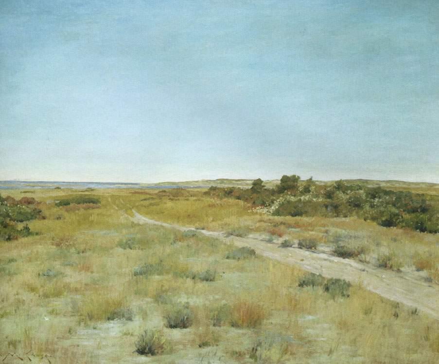 Первое прикосновение осени 1898