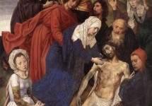 Оплакивание Иисуса Христа. 1467-68