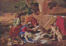 Плач над телом Христа 1629