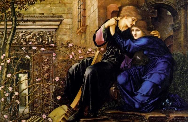 Любовь среди руин 1894