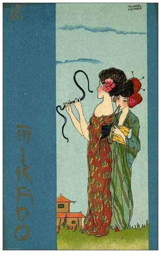 Mikado 1900