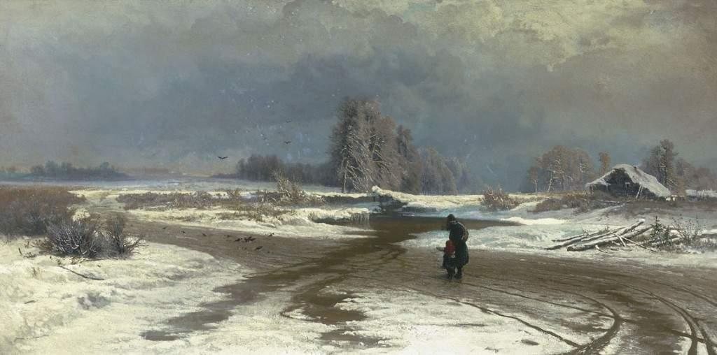 Оттепель 1871