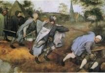 Притча о слепых 1568