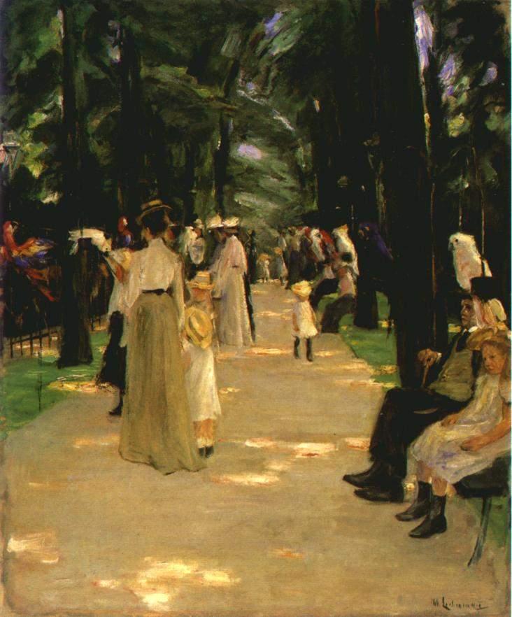 Parrot avenue 1902