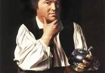 Поль Ревер 1768-1770