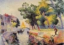 Ponte San Trovaso 1905