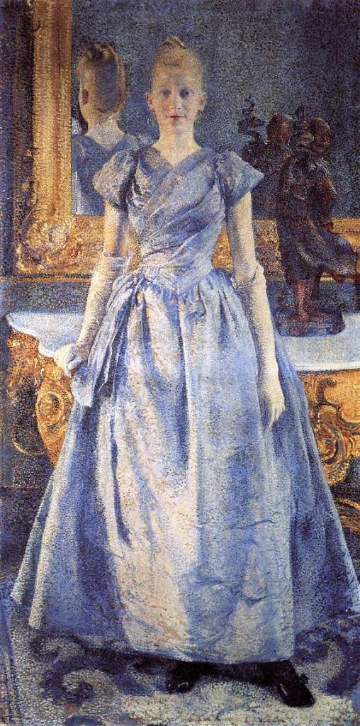 Portrait of Alice Sethe 1888