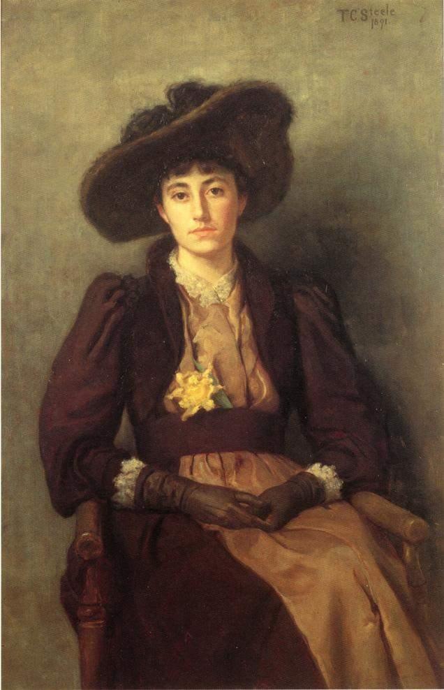 Portrait of Daisy 1891