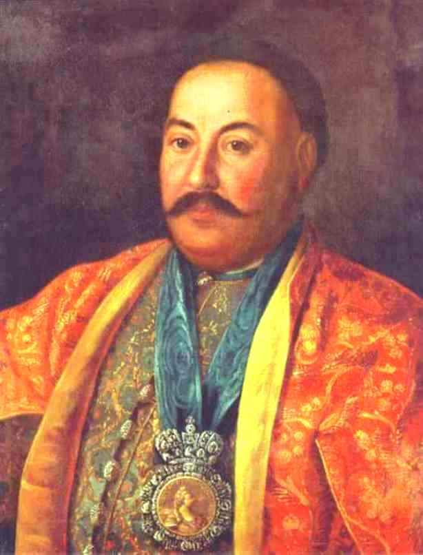 Портрет атамана Ф. И. Краснощекова