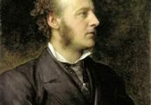 Portrait of Sir John Everett Millais 1871