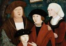 Portrait of the Cuspinian Family 1520