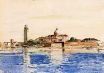 San Pietro, Venice 1883