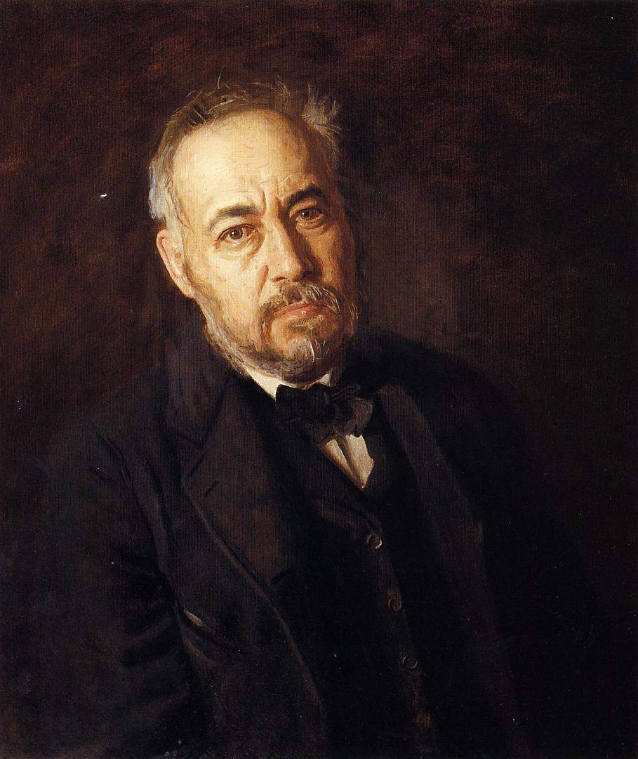 Self-portrait 1904