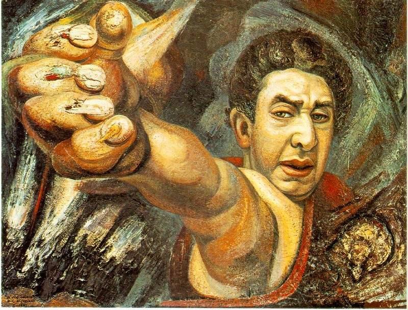 Self-Portrait 1945