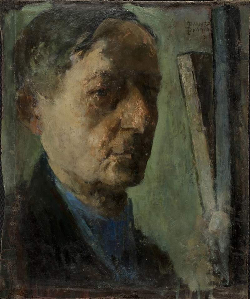 Self-Portrait 1952