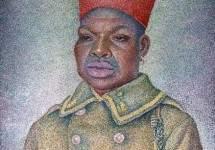 Senegal solgier 1936