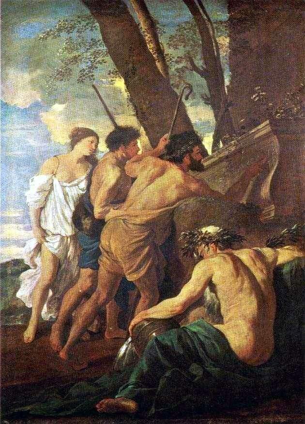 Пастухи Аркадии 1627