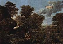 Весна (Земной Рай) 1664