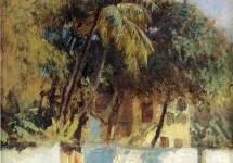 Street Scene, Bombay 1885