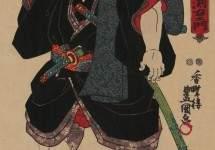Sumo wrestler Somagahana Fuchiemon