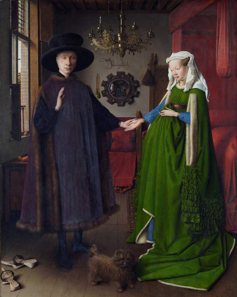 the-arnolfini-wedding-the-portrait-of-giovanni-arnolfini-and-his-wife-giovanna-cenami-the-1434