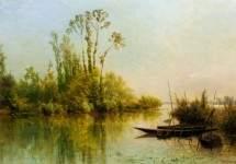 Девственные острова в Безоле 1855
