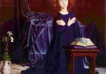 The Virgin of the Annunciation 1510