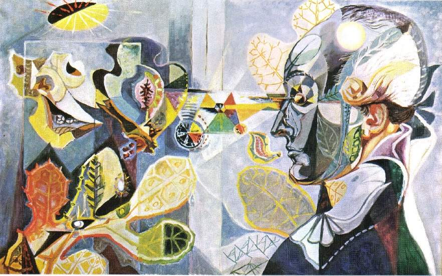 Goethe or the metamorphosis of plants 1940