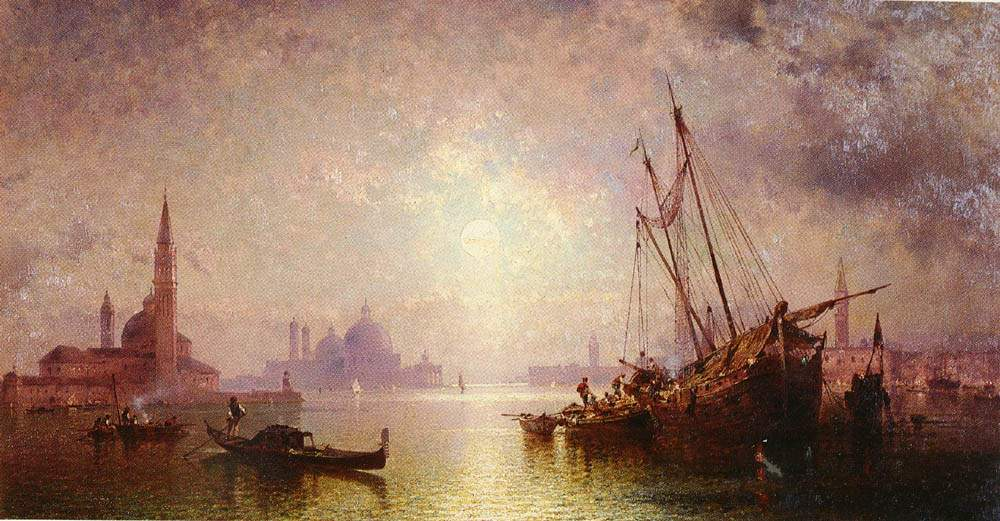 View of St George's, Venice