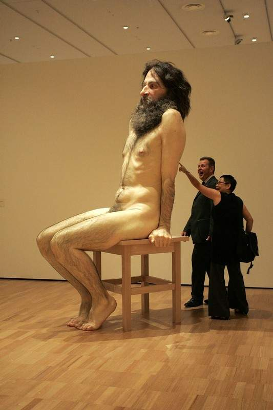 Ron Mueck7