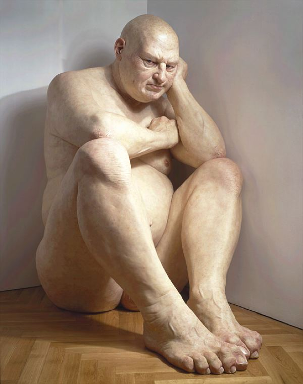 Ron Mueck9