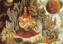 Объятия вселенской любви, Земля, я, Диего и Коатль