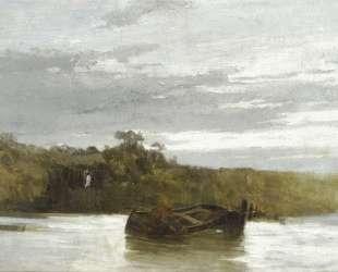The river — Константинос Воланакис