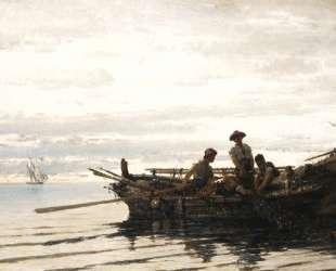 Collecting the Nets — Константинос Воланакис