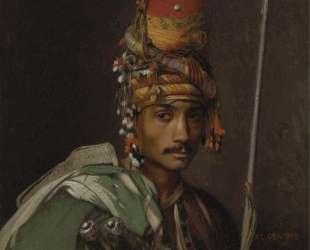 A Bashi Bazouk — Жан-Леон Жером