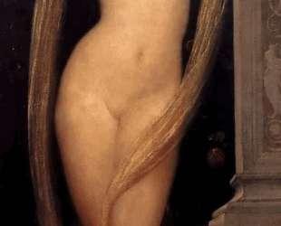A Bather — Фредерик Лейтон