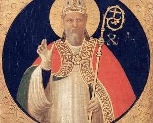 Епископ — Фра Анджелико