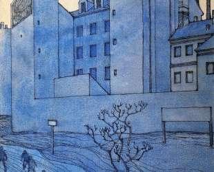 A Blue Morning — Георг Гросс