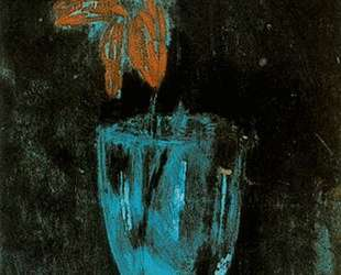 Голубая ваза — Пабло Пикассо
