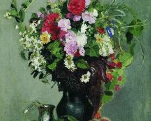 Букет цветов — Илья Репин
