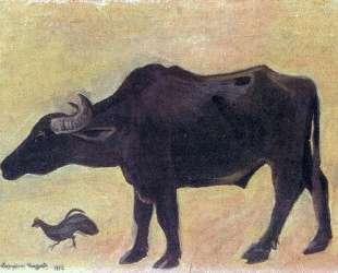 A bull — Мартирос Сарьян