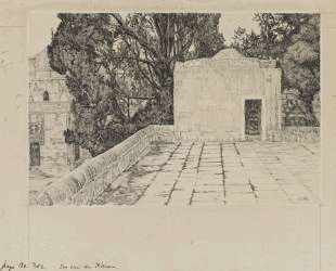 A Corner of the Haram — Джеймс Тиссо